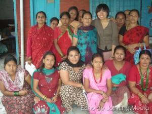 """Dhruba Ghimire:""""我要通过教育改变尼泊尔妇女的命运""""(上)"""